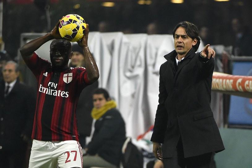 Pablo Armero opuścił AC Milan /AFP