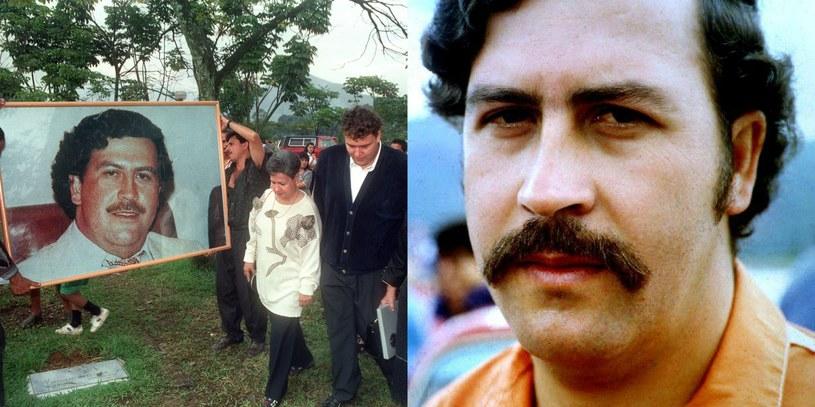 Pablo Escobar /AFP