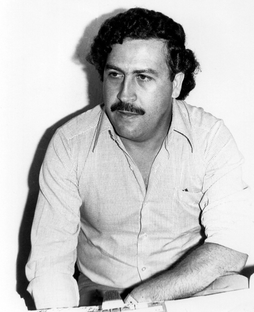 Pablo Escobar /SIPA /East News