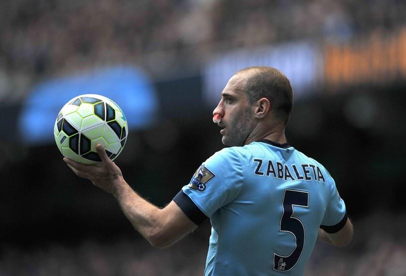 Pablo Zabaleta /AFP