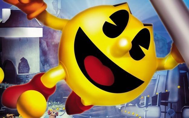 Pac-Man World 3 - motyw graficzny /Informacja prasowa