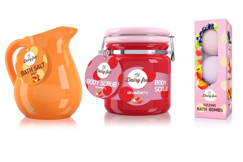 Pachnąca pielęgnacja z nową linią Dairy Fun od Delia Cosmetics /Styl.pl/materiały prasowe