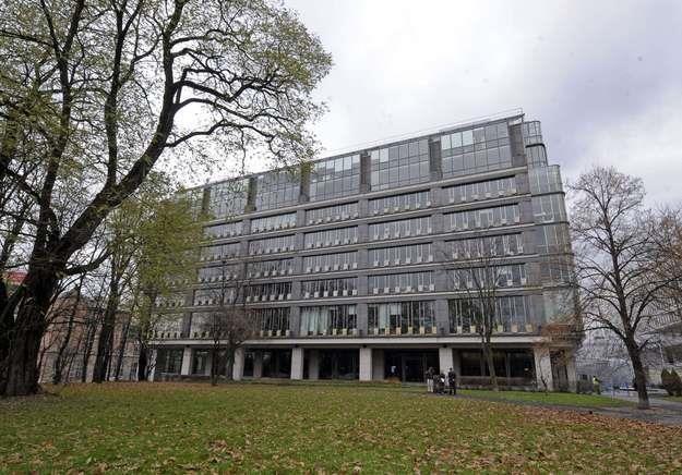 Pachnie megaaferą na giełdzie w Warszawie... /AFP