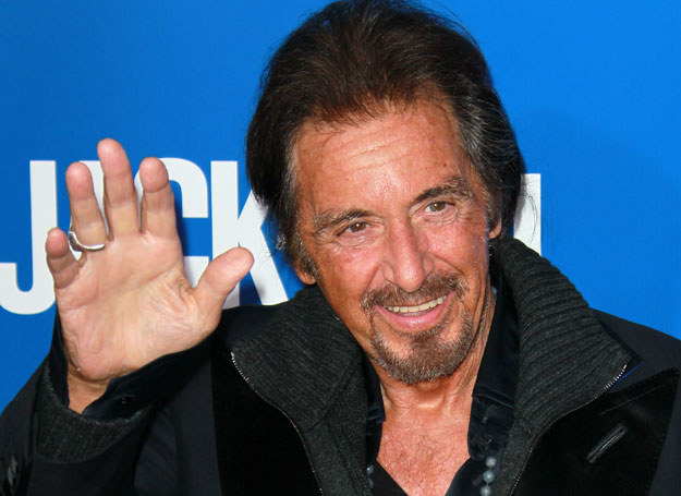 Pacino wciąż działa na jego fanki   /Getty Images/Flash Press Media