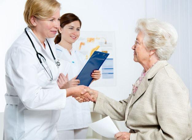 Pacjenci powinni pamiętać o swoich prawach /123RF/PICSEL