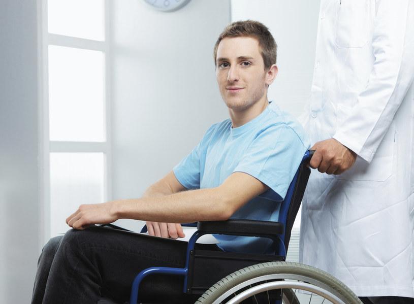 pacjent paraliż /© Photogenica