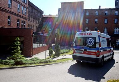 Pacjent zaatakował ratownika medycznego. Był po dopalaczach