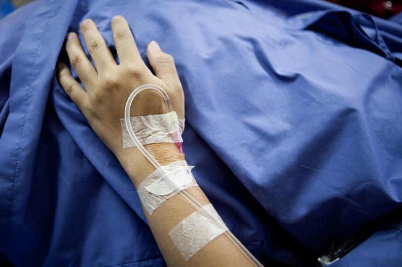 Pacjent, zdjęcie ilustracyjne /123RF/PICSEL
