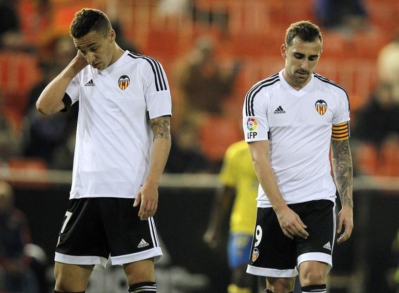 Paco Alcacer (z prawej) /AFP