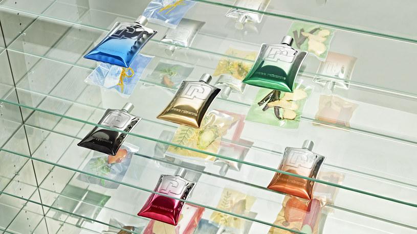 Pacollection: Kolekcja zapachów Paco Rabanne /materiały prasowe