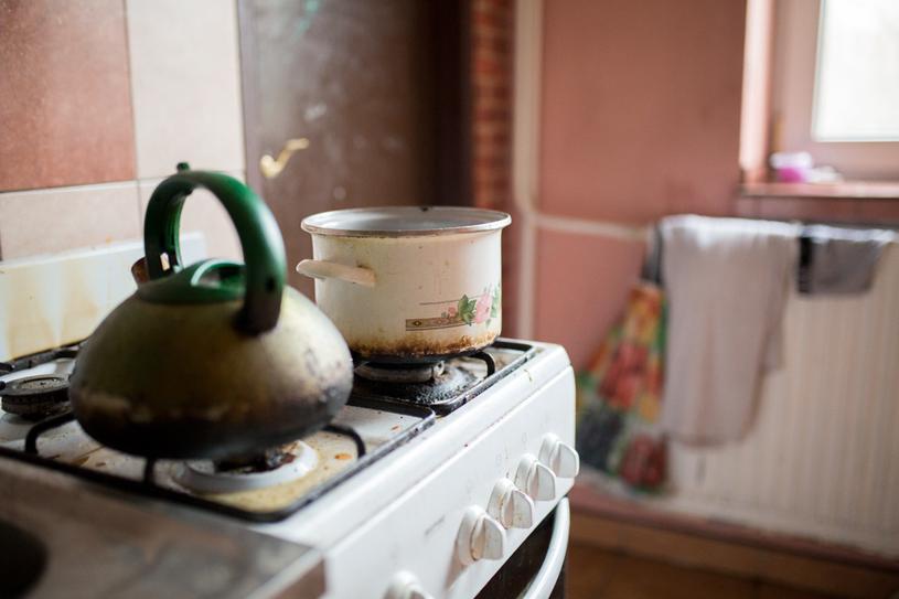 Paczka pomaga rodzinom, które znalazły się w trudnej sytuacji /fot. Agnieszka Ożga-Woźnica /
