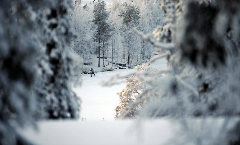 Padł listopadowy rekord śniegu /AFP