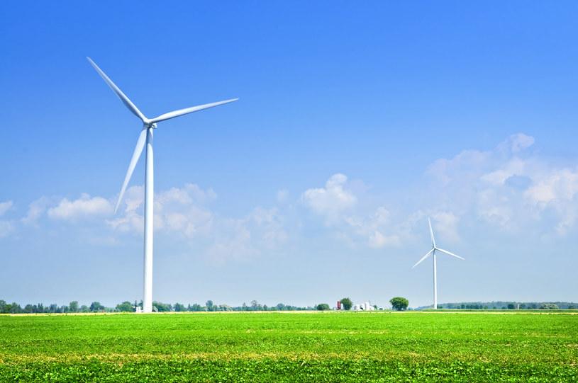 Padł rekord dostaw mocy z wiatraków w Polsce /Elena Elisseeva /© Glowimages