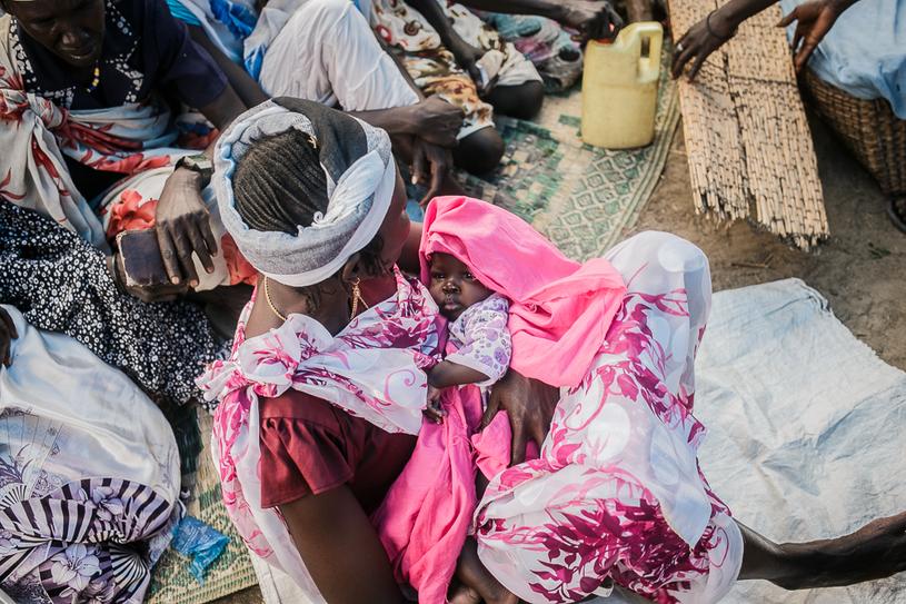 PAH: Najbardziej niedożywione są kobiety i dzieci /Marcin Suder /