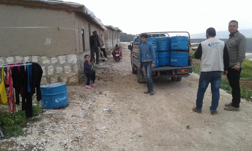PAH pomaga uciekinierom ze wschodniej Guty /PAH /