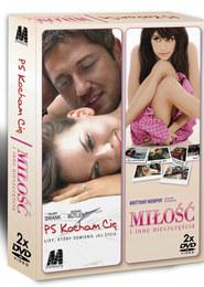Pakiet DVD: P.s. Kocham cię i Miłość i inne nieszczęścia