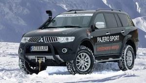 Pakiety terenowych dodatków do Mitsubishi Pajero Sport