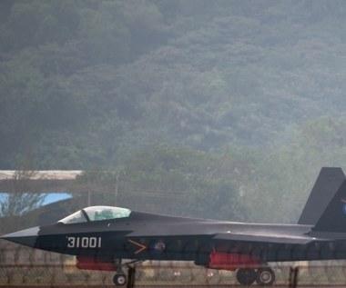Pakistan chce kupić chińskie myśliwce piątej generacji