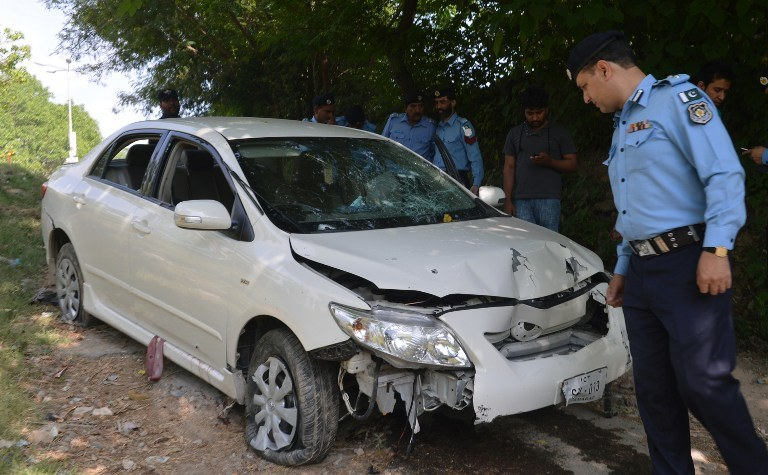 Pakistański prokurator Chaudhry Zulfikar został zamordowany /AFP