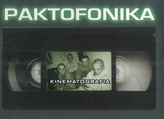 "Paktofonika na okładce ""Kinematografii"" /"