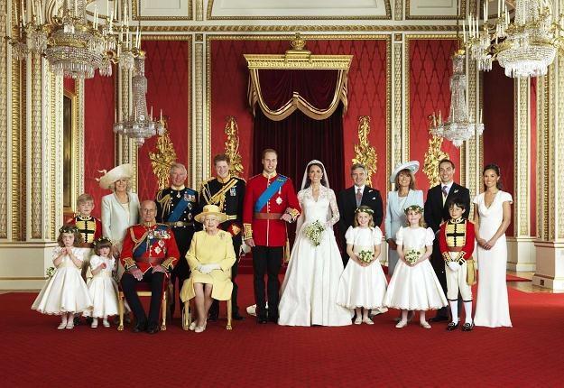 Pałac Buckingham dzięki księżnej Kate zwiększył obroty /AFP