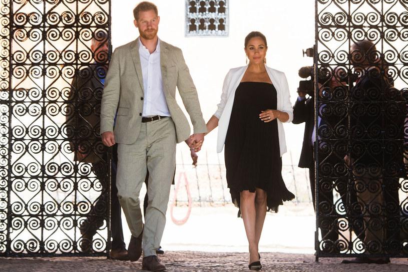 Pałac Buckingham nie zaprzeczył doniesieniom o przeprowadzce /Rex Features/EAST NEWS
