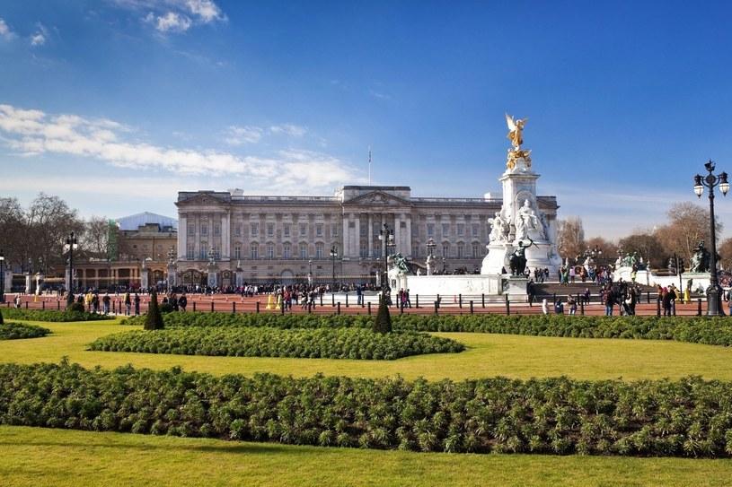 Pałac Buckingham /123RF/PICSEL
