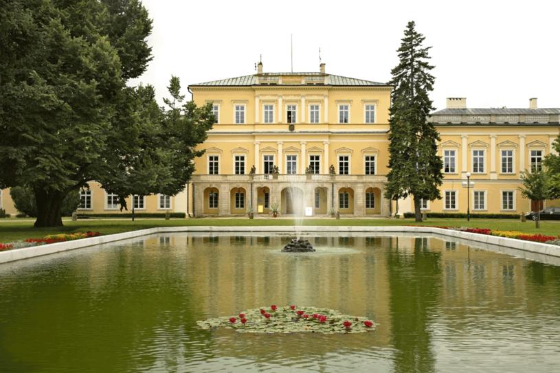 Pałac Czartoryskich w Puławach /123RF/PICSEL
