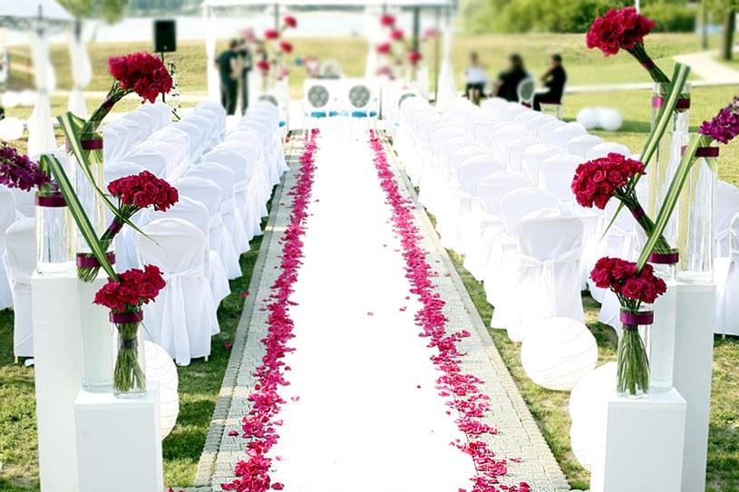 Pałac Domaniowskich w Konarach to wyjątkowe miejsce na wymarzony ślub w plenerze... /materiały prasowe