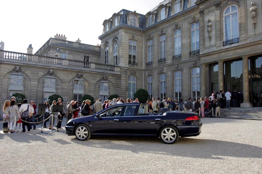 Pałac Elizejski / MAYA VIDON    /PAP/EPA