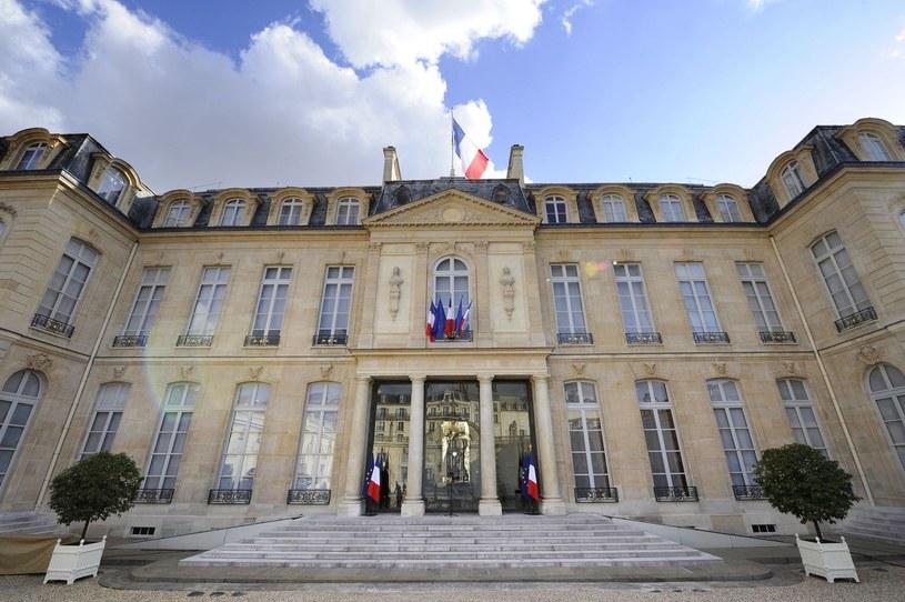 Pałac Elizejski /AFP