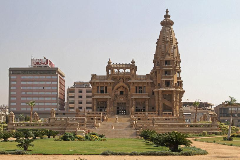 Pałac Empaina w Kairze /123RF/PICSEL