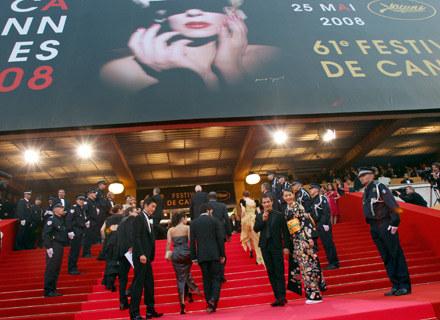Pałac festiwalowy w Cannes /AFP