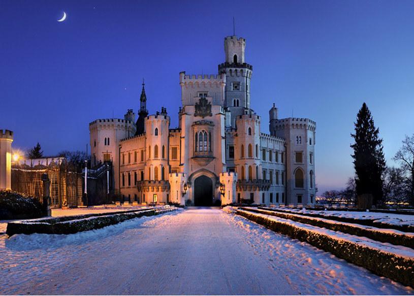 Pałac Hluboka nad Wełtawą. fot. Ladislav Renner /materiały prasowe