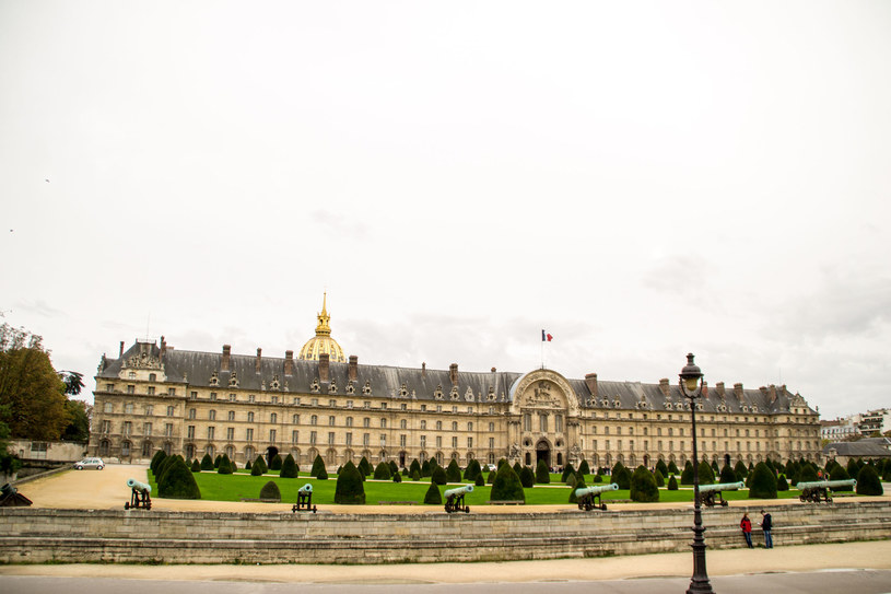 Pałac Inwalidów /123RF/PICSEL