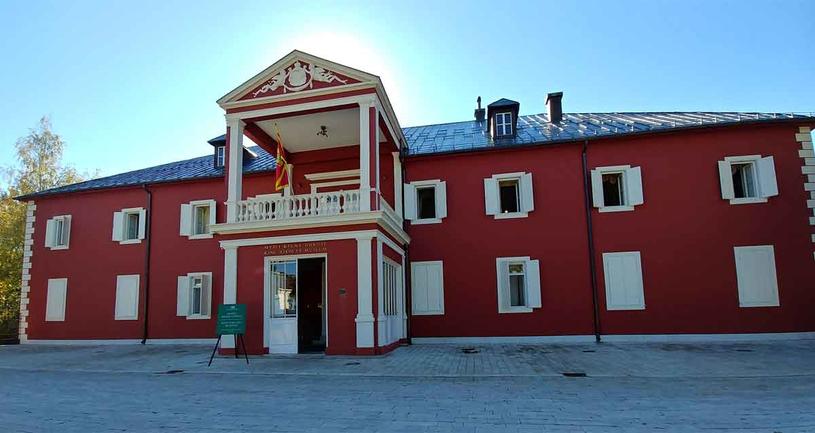 Pałac króla Mikołaja I /Styl.pl