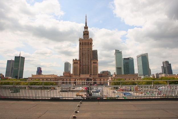 Pałac Kultury i Nauki, fot. S. Kowalczuk /East News