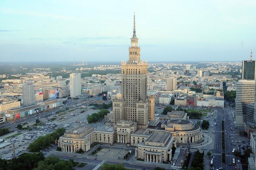 Pałac Kultury i Nauki /VIPHOTO /East News