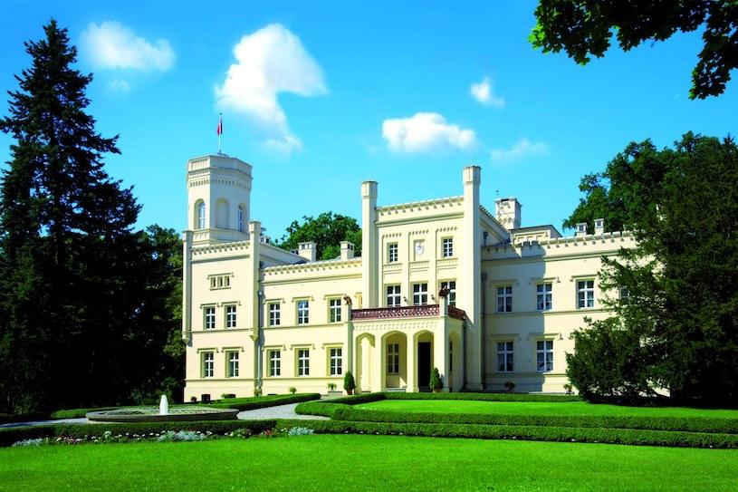 Pałac Mierzęcin /materiały prasowe
