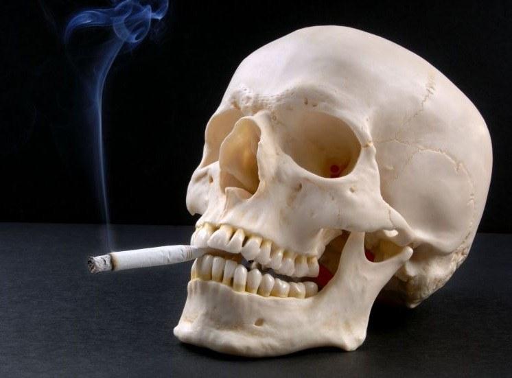 Paląc papierosy serwujemy sobie prawdziwy koktajl różnorodnych trucizn /123RF/PICSEL