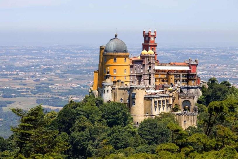 Pałac pena w Sintrze /123RF/PICSEL