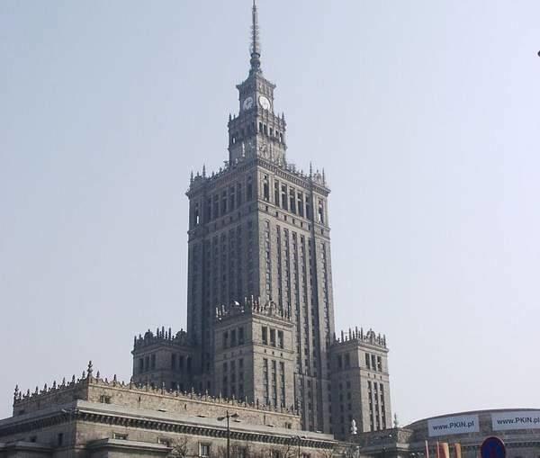 Pałac powstał z 40 milionów cegieł /INTERIA.PL