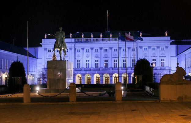 Pałac Prezydencki przy ulicy Krakowskie Przedmieście /Michał Kość/Agencja Wschód /Reporter