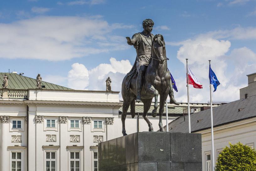Pałac Prezydencki w Warszawie /123RF/PICSEL