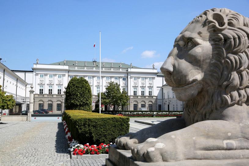 Pałac Prezydencki w Warszawie /Piotr Molecki /East News