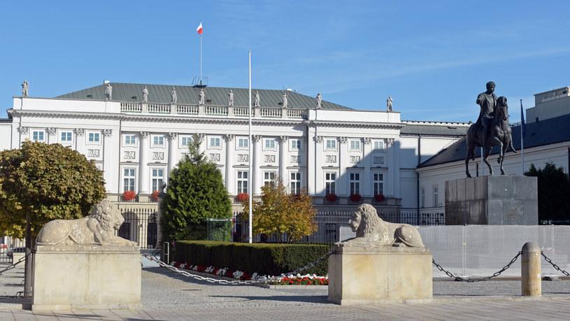 Pałac Prezydencki; zdj. ilustracyjne /Jan Bielecki/East News /East News