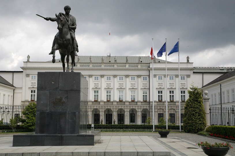 Pałac Prezydencki; zdj. ilustracyjne /Andrzej Stawiński /Reporter