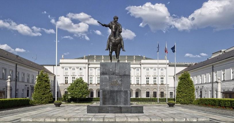 Pałac Prezydencki /Andrzej Stawiński /Reporter