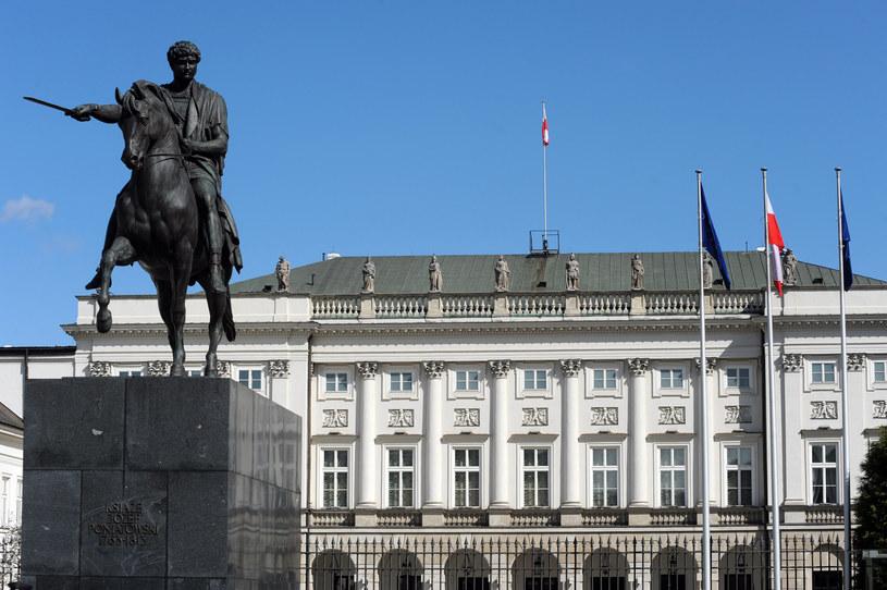 Pałac Prezydencki /Wojciech Strozyk/ /Reporter