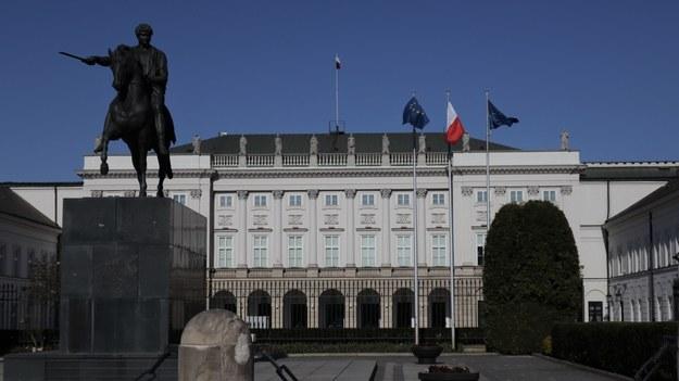 Pałac Prezydencki /RMF FM /RMF FM